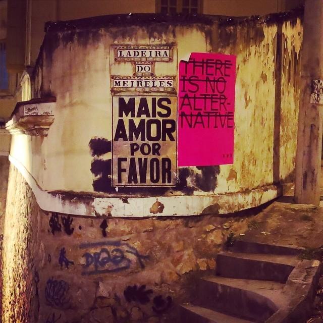 #streetart #streetartrio #urbanart #urban #riodejaneiro #santateresa #rero