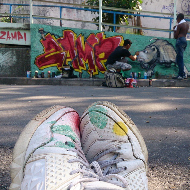 #streetartrio #streetart #graffitirj #graffiti #art