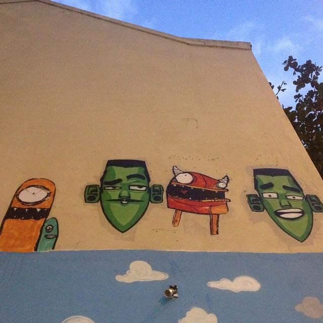 #streetartrio #streetart #urbanart #riodejaneiro #marceloeco #rafocastro