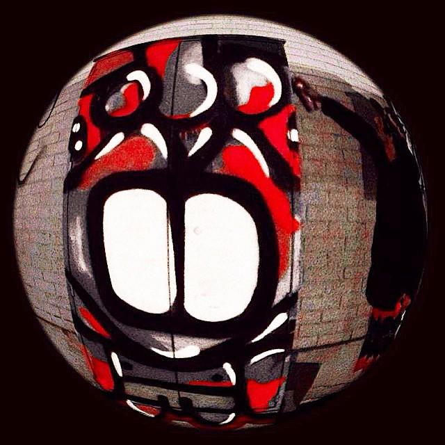 Action now! #refresh #graffiti #box #djonereal #honey #abbr #jb #artcollective @idolnoproject #artederua #arteurbana #streetart #streetartrio