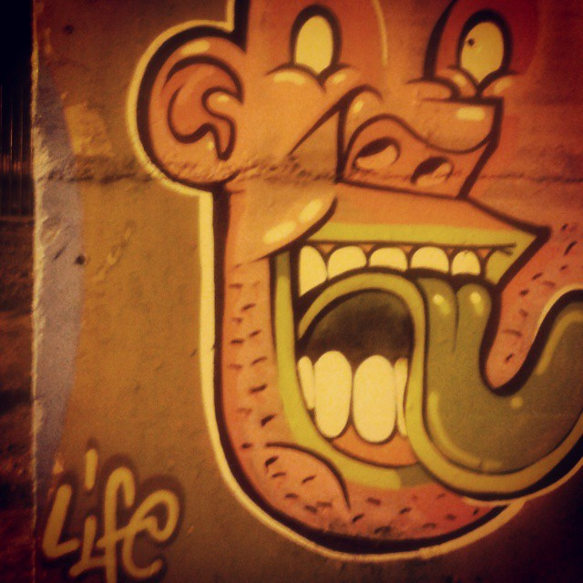 Ainda sobre ontem... #galeriaaceuaberto #lifekvk #kovokcrew #streetartrio