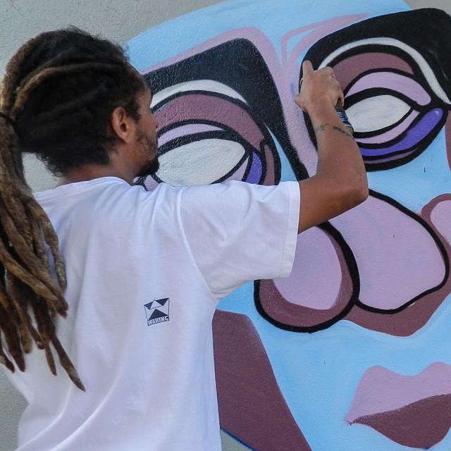 Amarte #Art #streetartrio #streetart #graffiti #graffite #spray #wakingconscience #wakingteam #waking