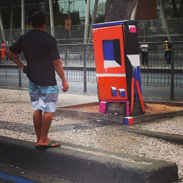 #Bands #MonolitoUrbano #galerio #StreetArt #streetartrio #ruasdazn #artistasurbanos