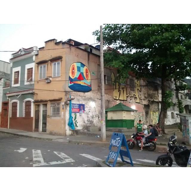 Catumbi #Kaduori #streetartrio #streetart #graffiti #urbanart #instagrafite #grafiterj #arteurbana #art #personagens
