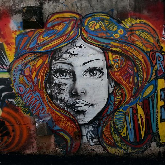 Cores do vidigal. #grafite #pixo #vidigal #arte #streetart #rio