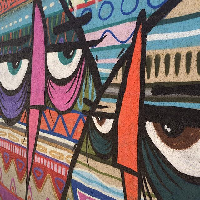 Dando um role no rio.. #arte #streetart #spraypaint #streetstyle #streetartrio #graffitiwriters #graffiti #chapadao #rt #éahora #éomomento