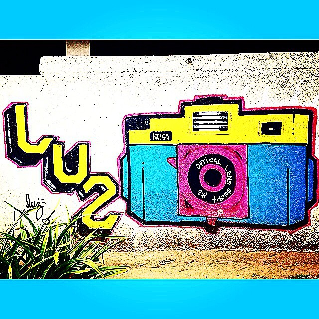 Desejo muita luz!!! #graffiti #humaita #rebouças #artederua #arteurbana #streetart #streetartrio #lovethiscolors