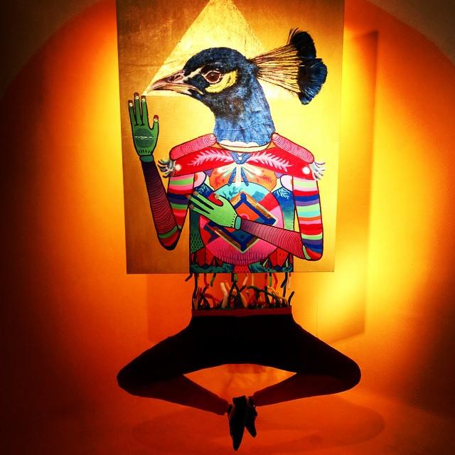 Essência! Coletivo Dínamo. #streetartrio #Dínamo #ondelevaarua #pavaomisterioso
