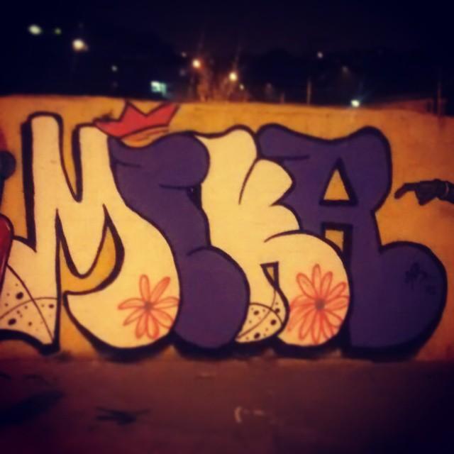 Mais um em São Paulo! #CoreseValoresfriendsSP #streetartrio #StreetArtSp