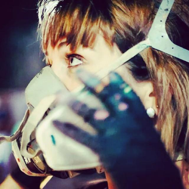 Mask! #toxicink #streetartrio #spray #urbanart #arteurbana #compartilhearte