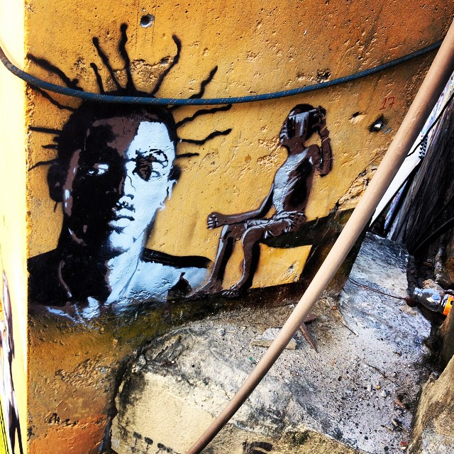 Respeito é pra quem tem! #StreetArtRio #sabotage #umbomlugar #rj #urban #art