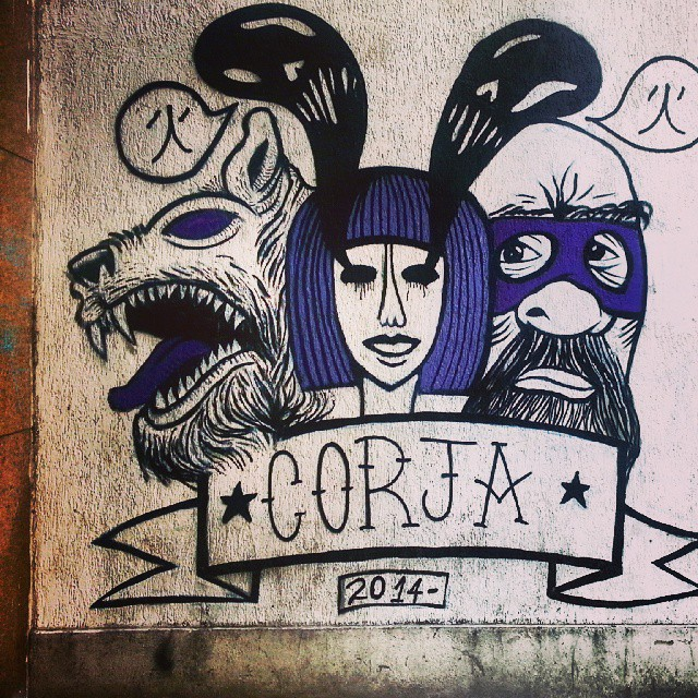 Rua da quitanda. #grafite #grafiterj #pixo #streetart #rio #centro