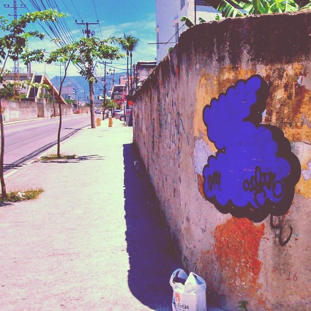 S agaz . Sistema Oculto . 2014 . Ramos - Rio de Janeiro - Brasil
