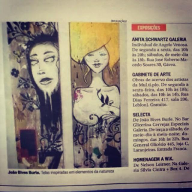 SELECTA no Zona Sul de hoje ... Inauguração, fica ate o mês que vem #biveselecta #bives #elninhocrew #streetartrio #paint #draw