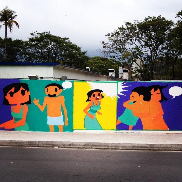 Será que desta vez o Zé encontrará sua amada Ana? Diz aí @tito_na_rua !!! Em breve, mais informações sobre esse esperado reencontro e, inclusive, sobre o lançamento do livro, que deve sair em novembro. #titonarua #arteurbana #streetartrio #rio #grafiteemquadrinhos #HQ #zéninguem