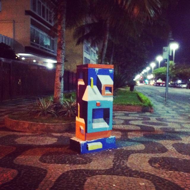 #StreetArtRio . #ArtistasUrbanos