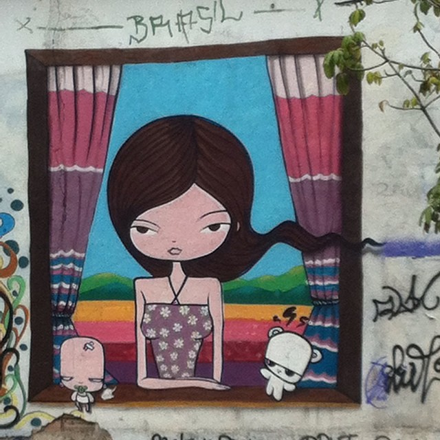 #StreetArtRio #nofilter