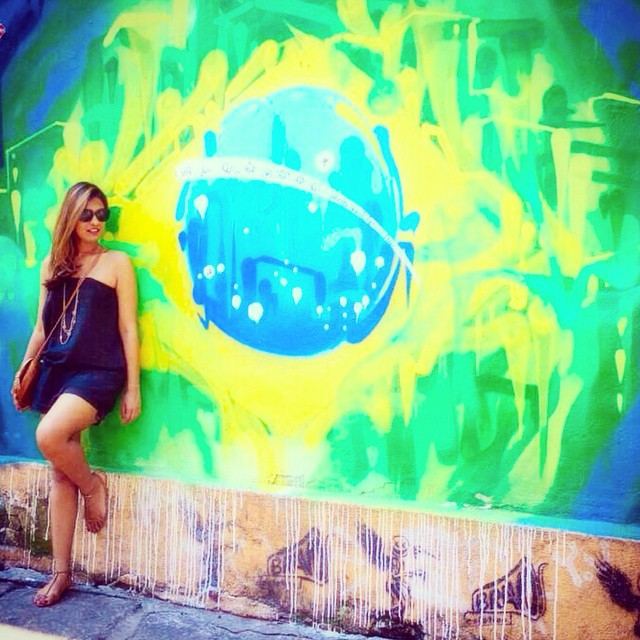 Until next time. Ciao, Brazil! #tripofalifetime #bucketlist #graffiti #streetartrio #lapa #riodejaneiro #cidademaravilhosa #brazil #holiday #september #2014