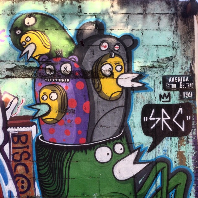 #graffiti #src #streetart #streetartrio #urbanart #nofilter #tijuca #riodejanerio #brazil