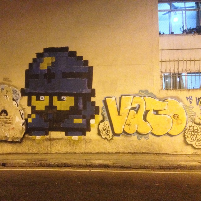 #graffiti #streetart #streetartrio #urbanart #nofilter #botafogo #riodejaneiro #brazil