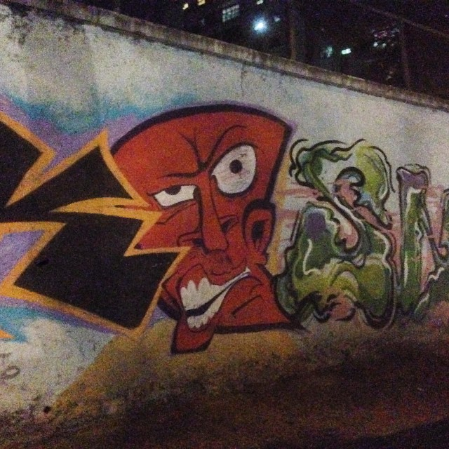 #graffiti #streetart #streetartrio #urbanart #nofilter #riodejaneiro #botafogo #brazil