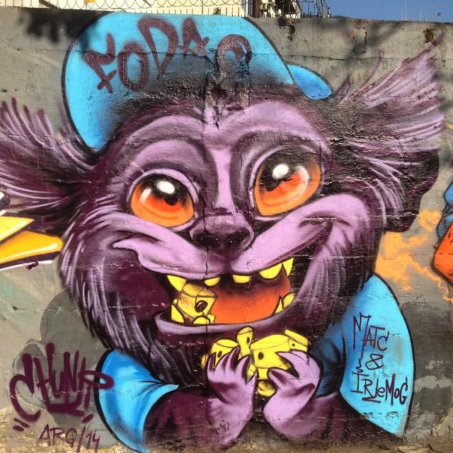 #graffiti #streetart #streetartrio #urbanart #nofilter #tijuca #riodejaneiro #brazil