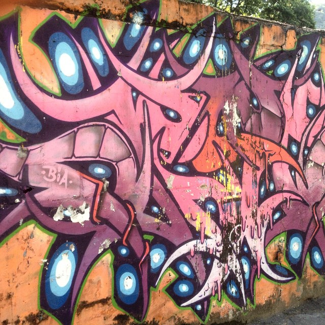 #graffiti #streetart #streetartrio #urbanart #nofilter #tijuca #riodejanerio #brazil