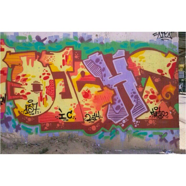 #invasaocrew #ic #invc #vandal #favela #graffiti #streetartrio #piace #joaothejo #instagraffiti #um3sete #tododiaedia