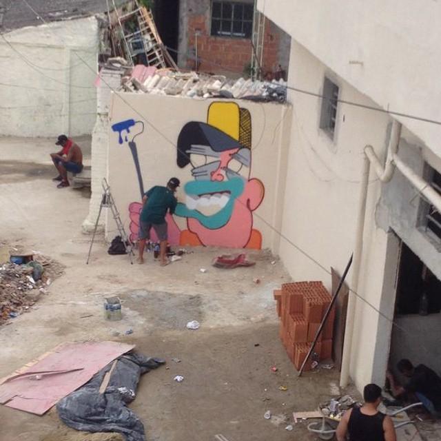 #ruasdazn #streetartrio #pato #arturbana