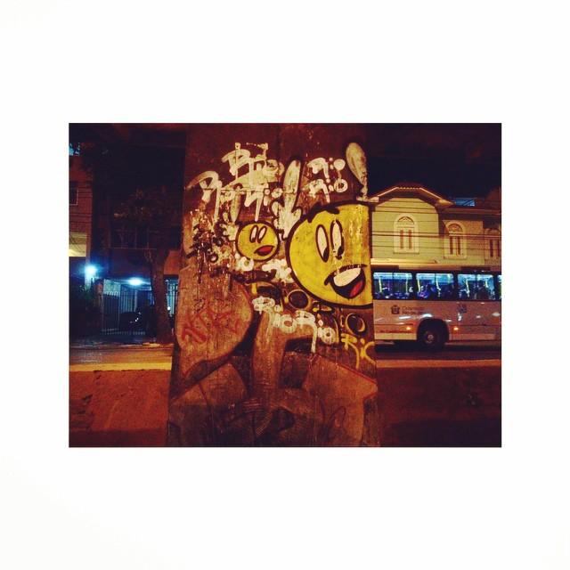 #streetart #streetartrio Paulo de Frontin