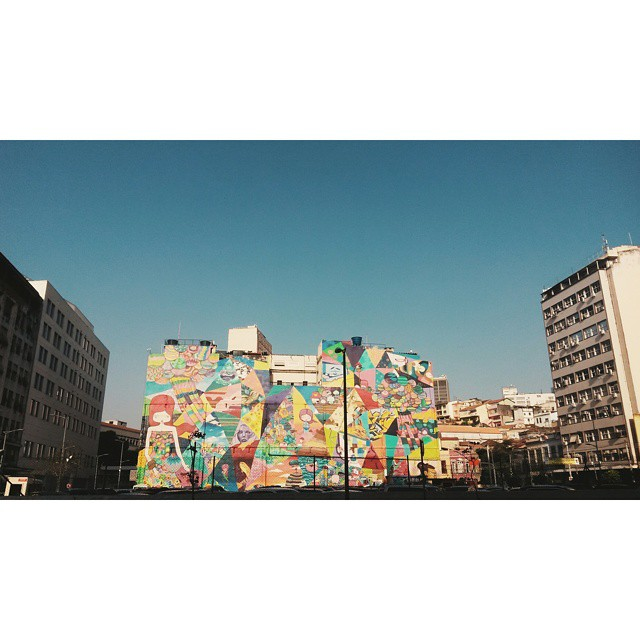 #streetartrio #graffiti @tozfbc