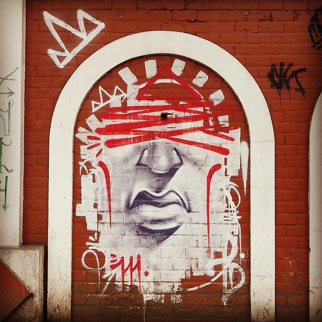@carlosbobi #StreetArtRio #streetart #riodejaneiro #graffiti #spray