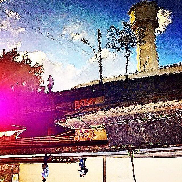 @gloyebzrj  #streetart #streetartrio #graffiti #photo #djonereal