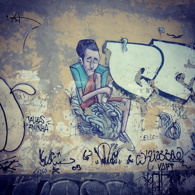 @marceloeco #StreetArtRio #streetart #graffiti #spray #MarceloEco #riodejaneiro