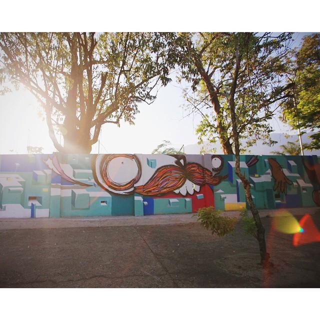 @rafocastro ️ #streetartrio #streetart #graffiti #errejota