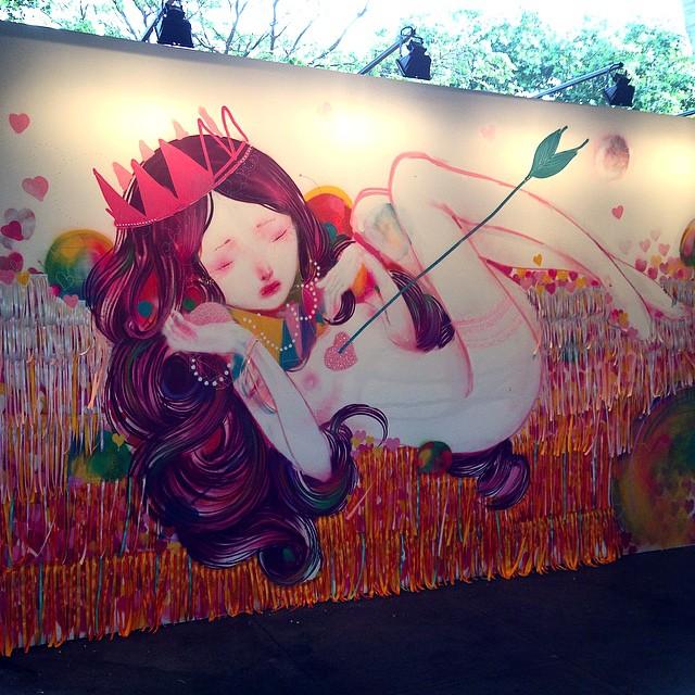 #ArteCore #riopostcard #graffiti #graffitiart #grafitistreet