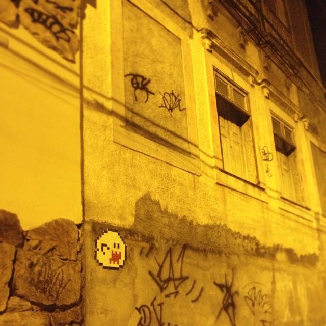 Boo #3 #StreetArtRio #ArteRuaRio #RJStreetArt #RioStreetArt #StreetArt #StreetArtBrasil #StreetArtBrazil #8bit #UrbanArt #ArtedeRua #ArteUrbana #InstaGraffiti #InstaGrafite #PixelArt #Pixel #art #streetarteverywhere #streetartofficial #8bitchproject #8bitch #8bitproject #riodejaneiro #streetartandgrafitti #streetartproject #arteurbano #graffitiart #ingf #boo #santateresa