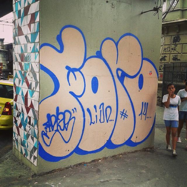 Duas cores #70120 #streetartrio #urbanart #STREETART