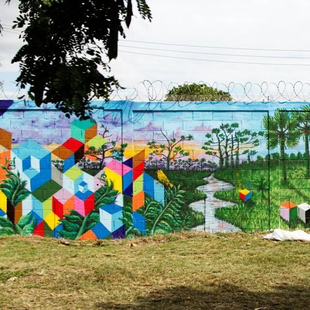 GaleRio | Colégio | @cristianopreas #graffiti #streetartrio #galerio