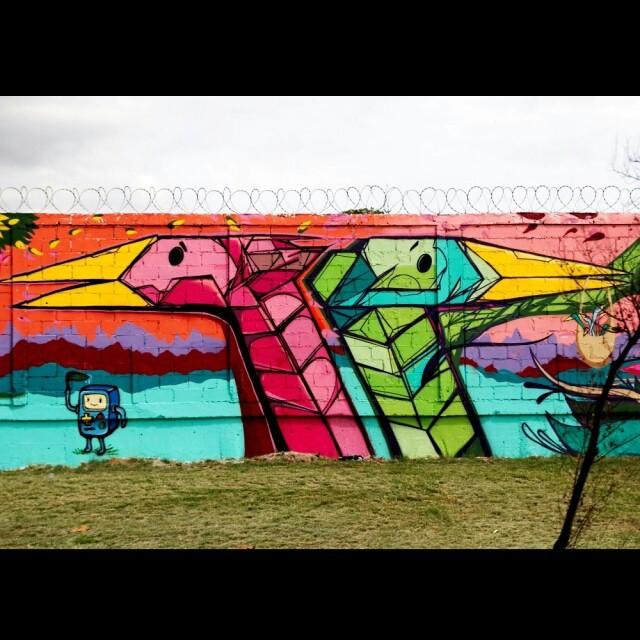 GaleRio   Colégio   @marcelolamarca #graffiti #streetartrio #galerio