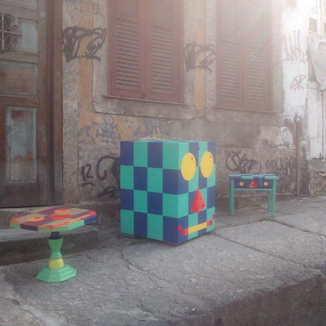 #Kaduori #designinteriores #moveis #cores #streetartrio #streetart #instagrafite