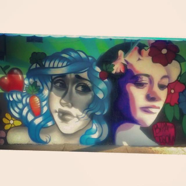 Made with @nocrop_rc #rcnocrop #graffitti #outdoor #streetart #streetartrio #galeriaceuaberto #street #ladies #girl #spraypaint #colorginarts #kovokcrew #birakvk