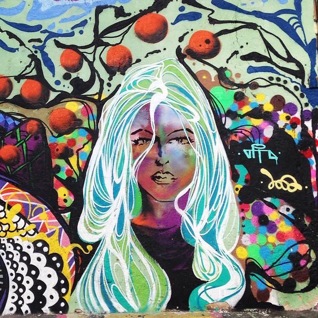 Psicodelia pura!! #urbanart #streetartrio #grafite #psychedelic