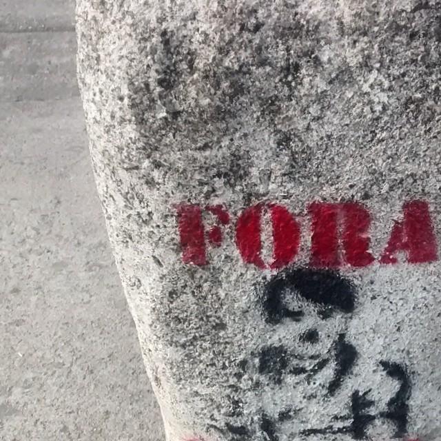 { #StreetArt, #StreetArtRio, #ArtUrban, #Art, #RiodeJaneiro}