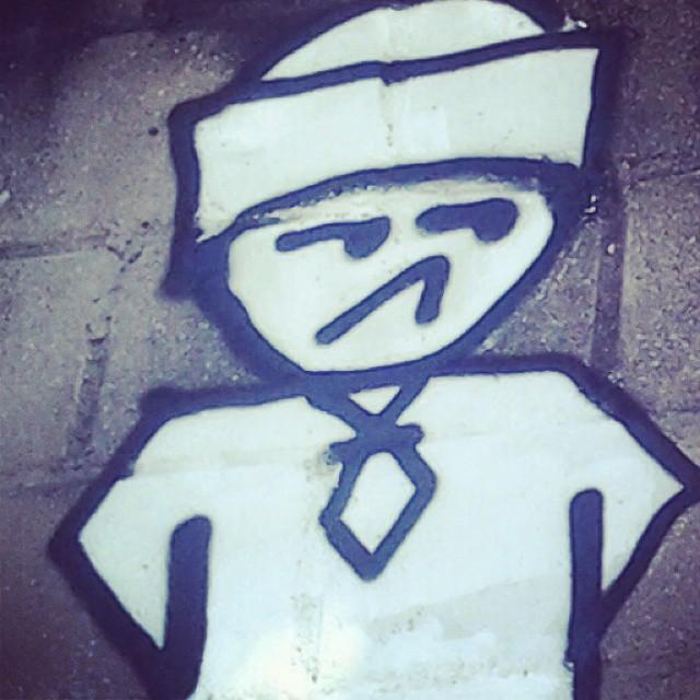 #StreetArtRio #kickpersona #bolado.