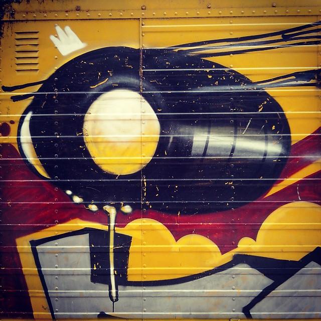 #StreetArtRio #streetart #riodejaneiro #graffiti #spray #S2G #PAX #truck #fly #mosca