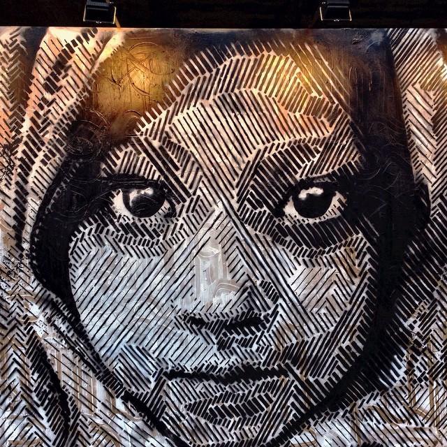 Work by @izolag at #artecore
