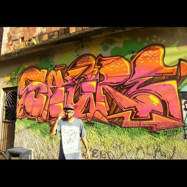 #Zagri #graffiti #rua #favela #maré #streetartrio #sol