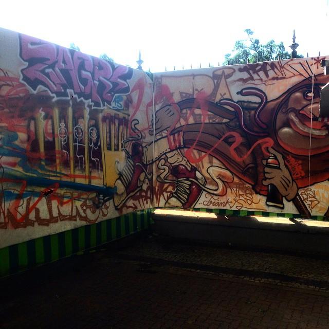 #globalpainters #graffiti #streetart #streetartrio #urbanart #nofilter #ipanema #riodejanerio