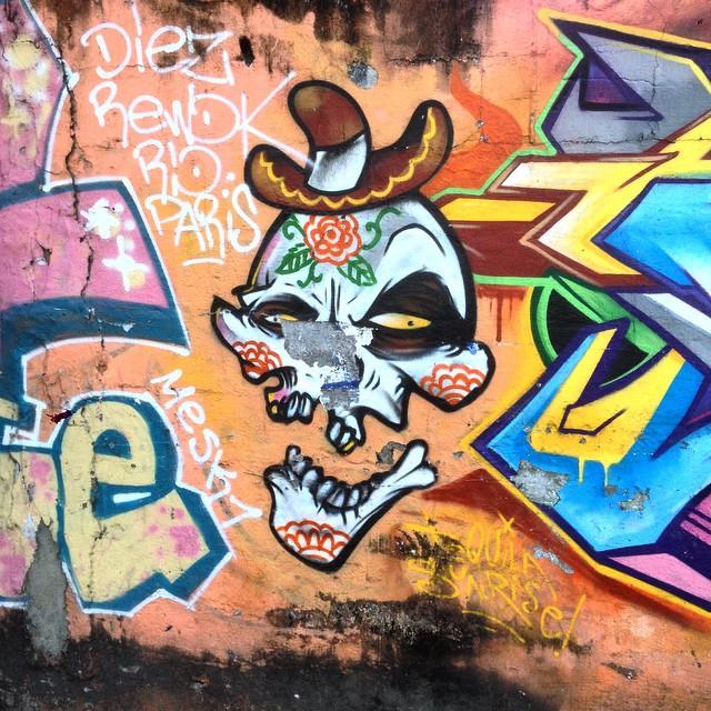 #graffiti #streetart #streetartrio #tequilasunrise #urbanart #nofilter #tijuca #riodejanerio #brazil